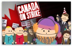 South Park: Canada On Strike