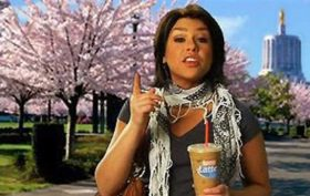 Rachael Ray Dunkin' Donuts