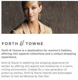 Forth & Towne