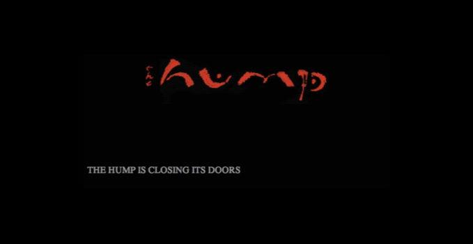 The Hump Restaurant closing