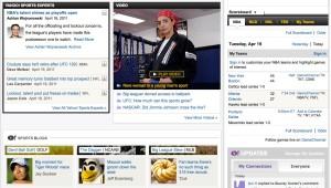 Yahoo Sports 2011 screengrab (click to enlarge)