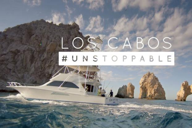 Mexico Tourism Board Los Cabos #Unstoppable