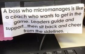 micromanaging boss meme
