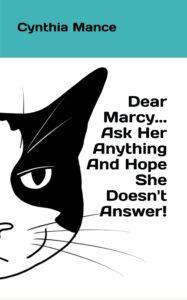 Dear Marcy by Cynthia Mance book cover